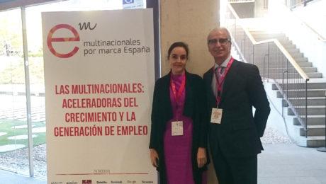 Asistencia del FEEX al Congreso Anual de la Asociación Multinacionales por marca España