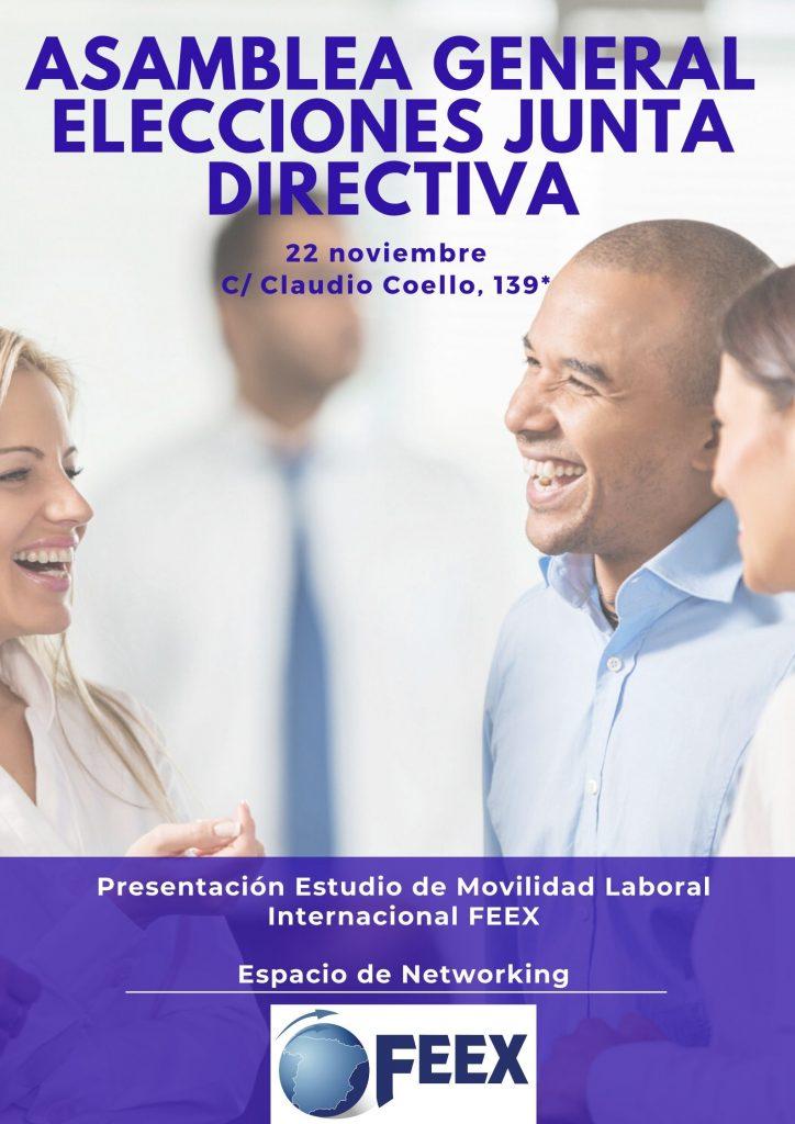 asamblea general - elecciones junta directiva