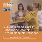 VIII edición del Curso Superior de Movilidad Internacional de Personas